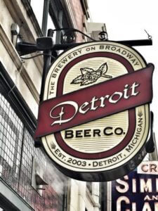 Detroit Beer Company - Best Sports Bars in Detroit